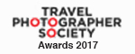 Travel Photographer Society Awards 2017 Open for Entry!