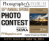 35th Annual Spring Photography Contest