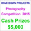 $5,000 in Cash Prizes – Dave Bown Projects – Photography Competition 2015