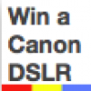 Win a Canon 70D or Nikon D5300