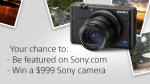 Sony and Maker's Story of The Month