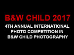 B&W Child 2017 Photo Competition