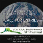 Colorado Environmental Photography Contest and Exhibition