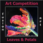 """3rd Annual """"Leaves & Petals"""" Art/Photo Competition"""