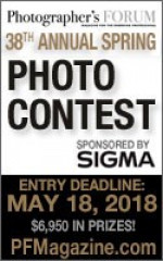 Photographers Forum's 38th Spring Photo Contest