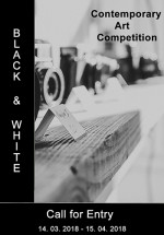 "International Art Competition ""BLACK & WHITE"""