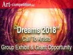 """New Art Call:  """"Dreams 2018,"""""""
