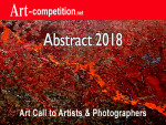 """Abstract 2018""  $8,125.00 in Cash & Art Marketing"