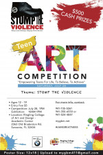 GBM Teen Art Competition