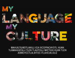 MY LANGUAGE. MY CULTURE. A PHOTOGRAPHY AND FILM CONTEST