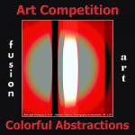 4th Annual Colorful Abstractions Art Competition