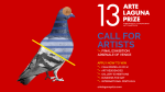13th ARTE LAGUNA PRIZE: CALL FOR PHOTOGRAPHERS AND ARTISTS