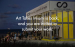 Calling all artists! Art Takes Miami x SCOPE 2018
