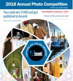 2018 Accenti annual Photo contest