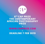 CAP Photography Prize 2019