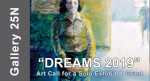 ART CALL TO ARTISTS AND PHOTOGRAPHERS – For a Solo Exhibition, DREAMS 2019