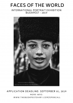 Faces of the World – International Portrait Exhibition