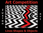 Lines, Shapes & Objects Art Exhibition