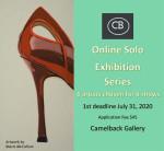 """Solo Exhibition Series"" Online Solo Exhibition"