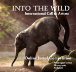 Into the Wild   International Online Juried Competition