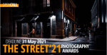 THE STREET'21 Photographic Contest