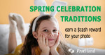 SPRING CELEBRATION TRADITIONS