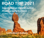 Road Trip 2021 | Online Juried Photography Competition