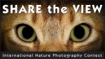 Share the View 11th International Nature Photo Contest