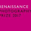 Renaissance Photography Prize 2017