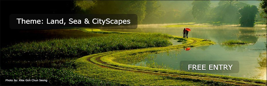 Land, Sea and Cityscapes Photo Contest
