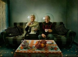 "Grand Prize winner, ""Elegy of Autumn"" Dina Bova (Israel)"