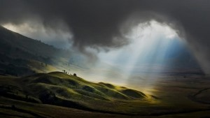 Photo and caption by Pimpin Nagawan /National Geographic Photo Contest  Taken around Mount Bromo, East Java, Indonesia in the morning.
