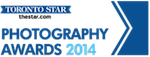 The Toronto Star Photography Awards 2014