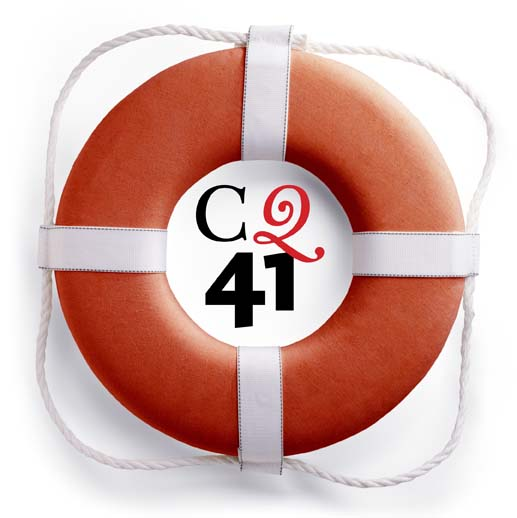 CQ41 International Call for Entries