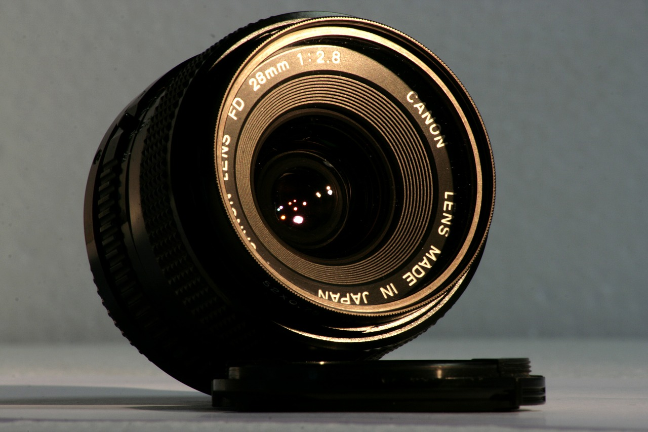 photography competition lens