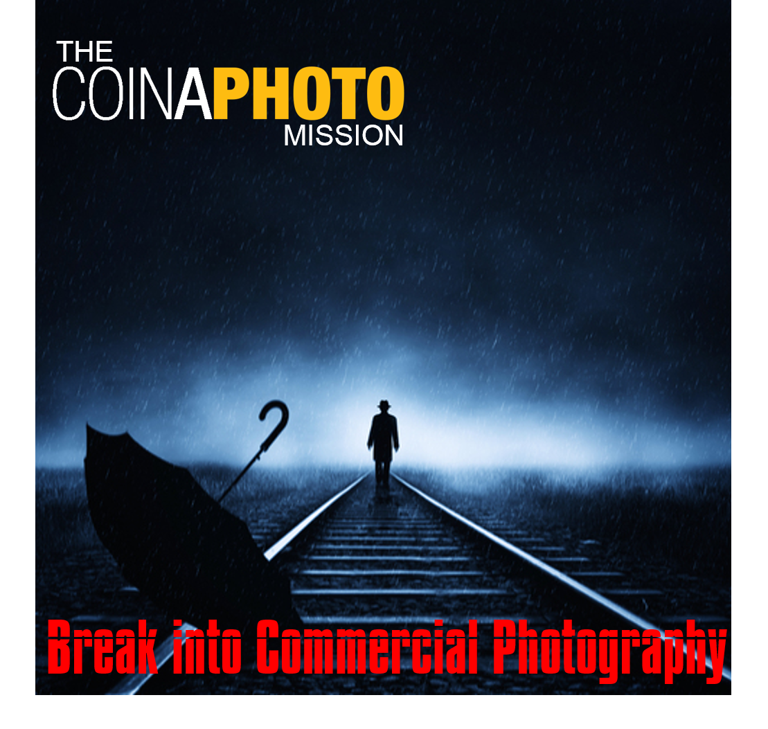 Break into Commercial Photography