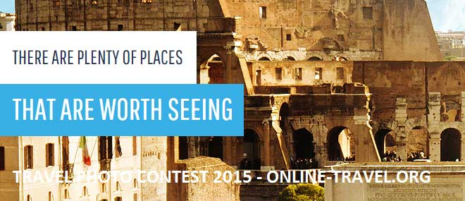 TRAVEL PHOTO CONTEST 2015
