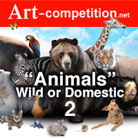 """Animals Wild or Domestic 2″"
