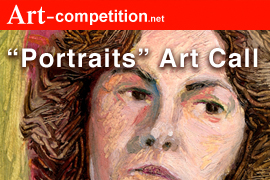 """Call For Entries """"Portraits"""""""