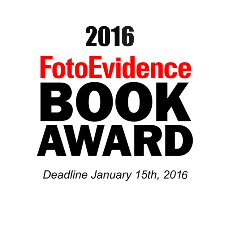 2016 FotoEvidence Book Award