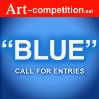 "Call for entries ""Blue"""