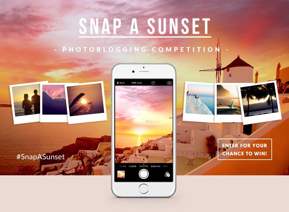 Snap a Sunset