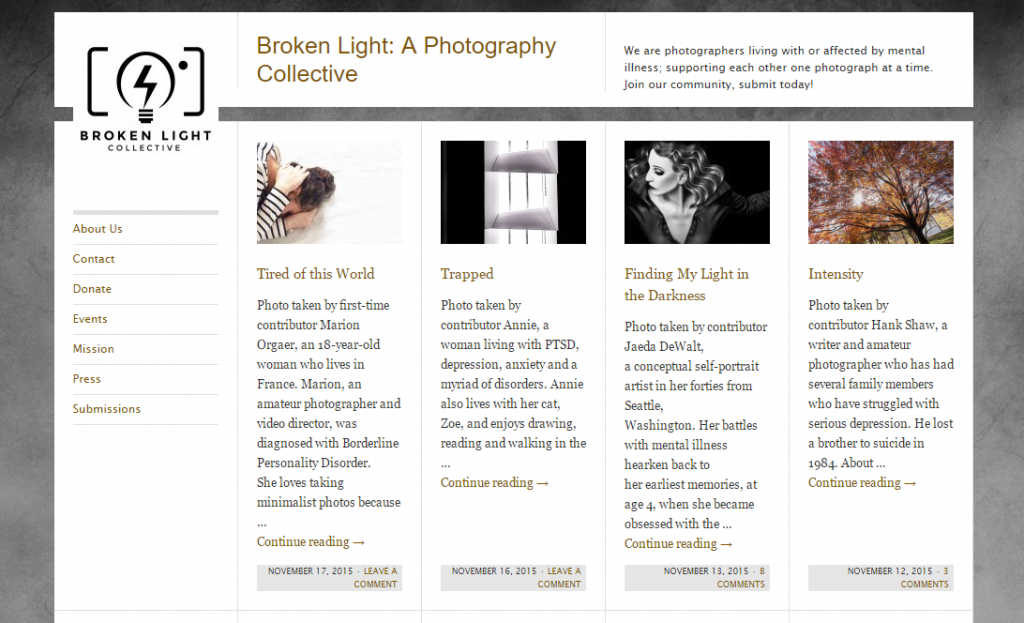 Broken Light Collective 1
