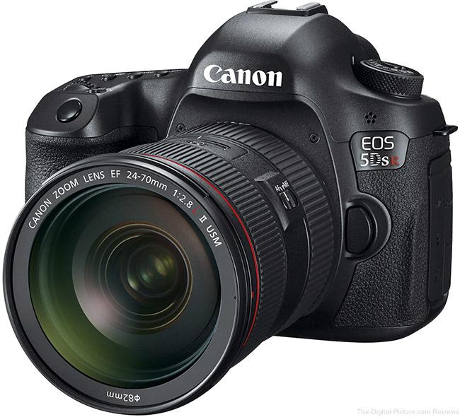 Canon EOS 5DS R 1