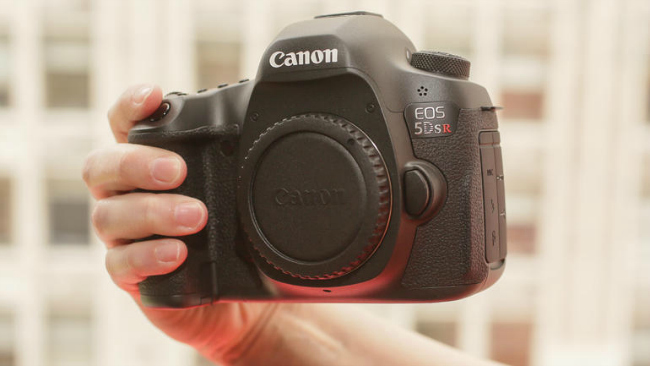 Canon EOS 5DS R 4 Review