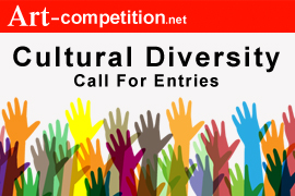 """Cultural Diversity"" $1,675 in Cash plus Extensive Art Marketing"