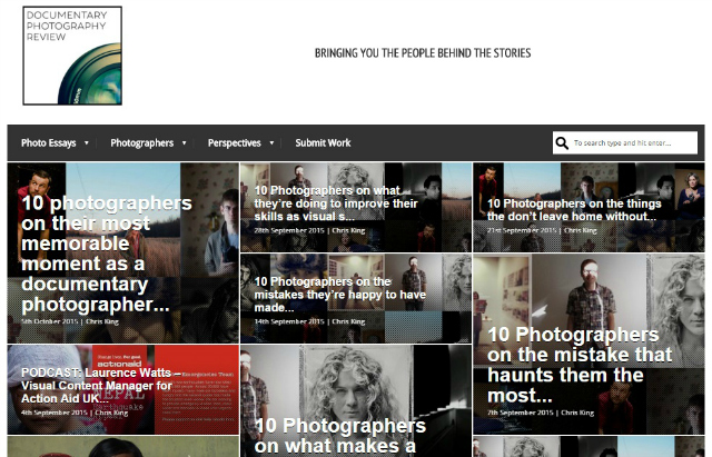 Documentary Photography Review