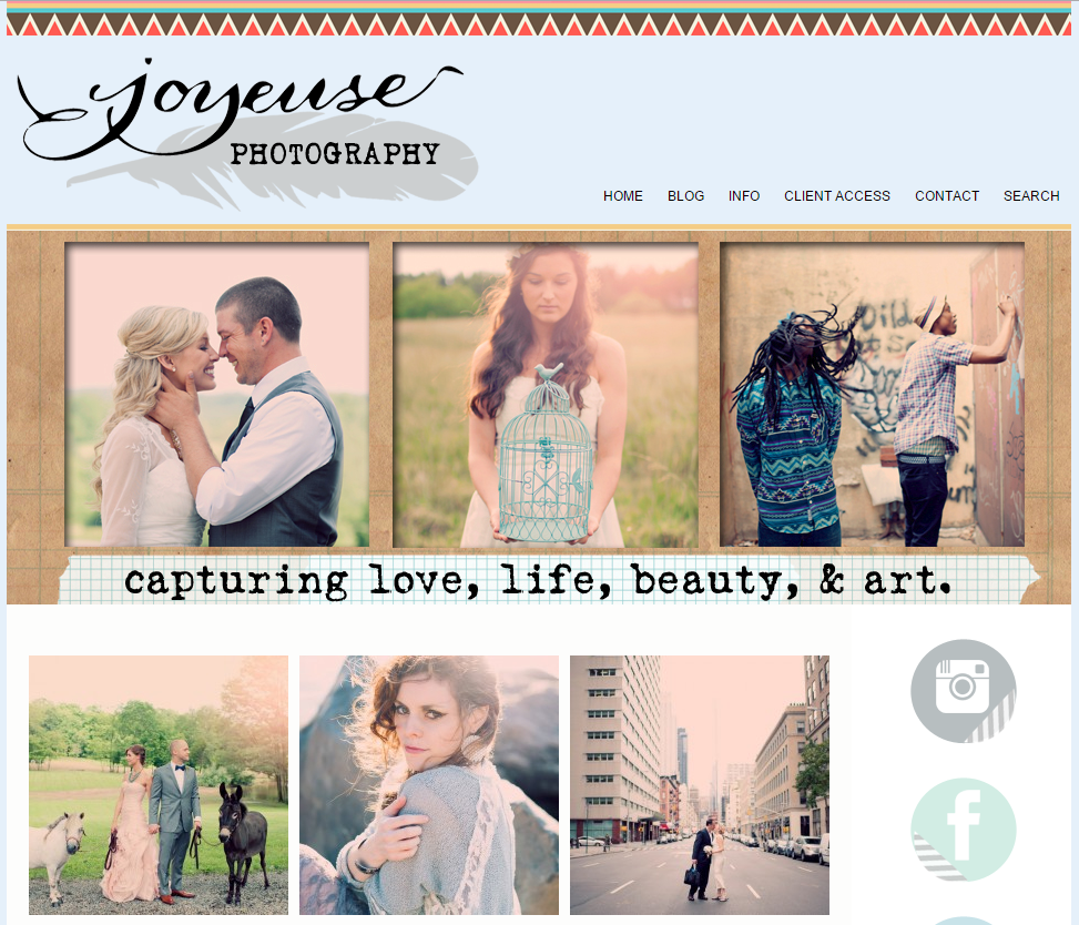 Joyeuse Photography