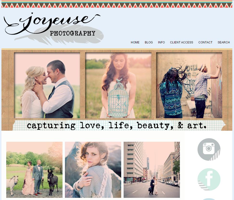 Joyeuse Photography