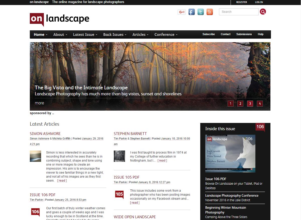On Landscape